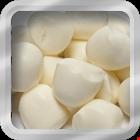 Mozzarella perle