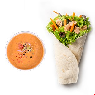 Meniu Chicken King Wrap