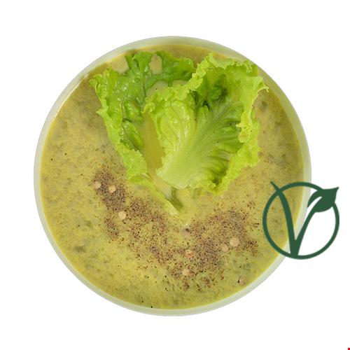 Supă cremă salată verde
