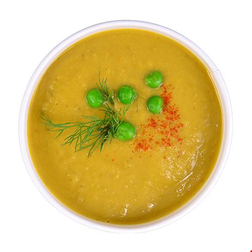 Supă cremă mazăre