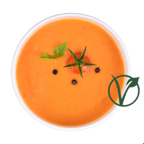 Supă cremă roșii